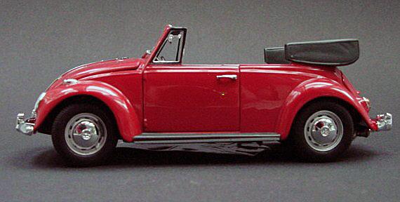 1967 vw k fer cabriolet modellautostudio haan. Black Bedroom Furniture Sets. Home Design Ideas