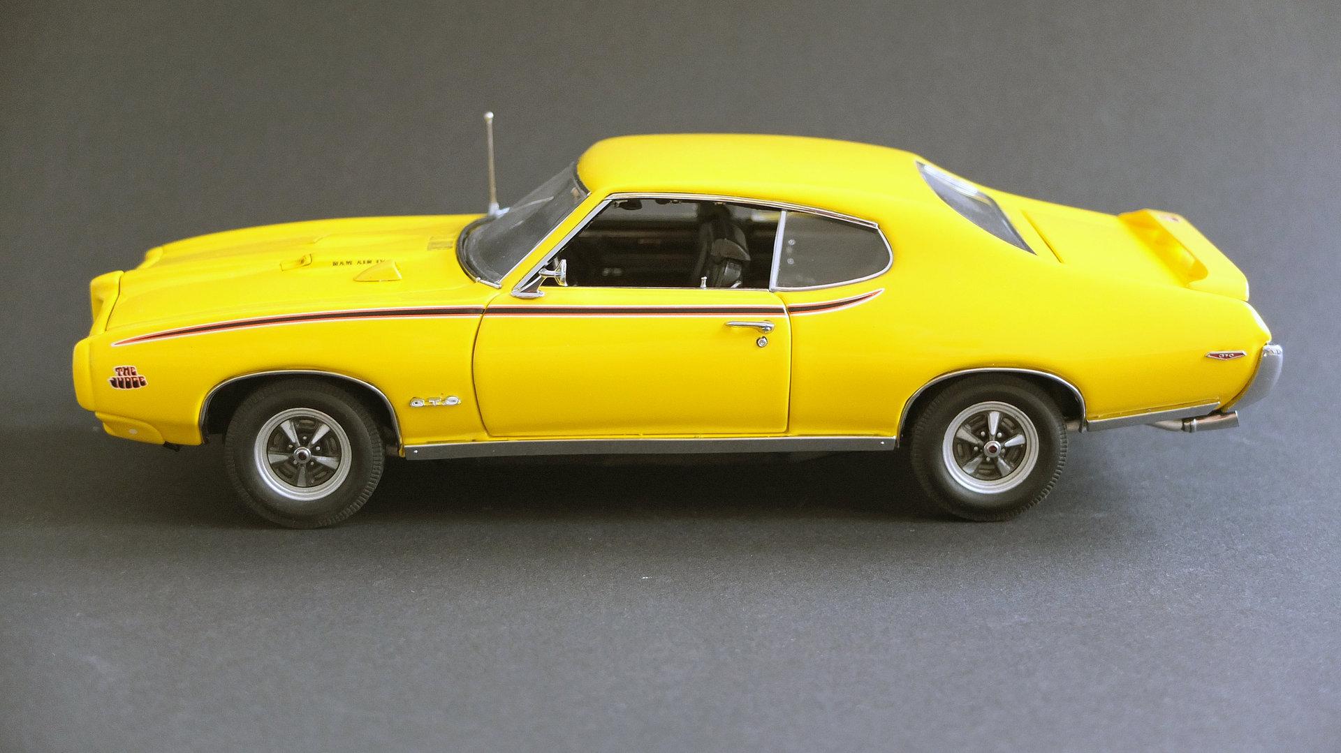 1969 pontiac gto judge modellautostudio haan. Black Bedroom Furniture Sets. Home Design Ideas