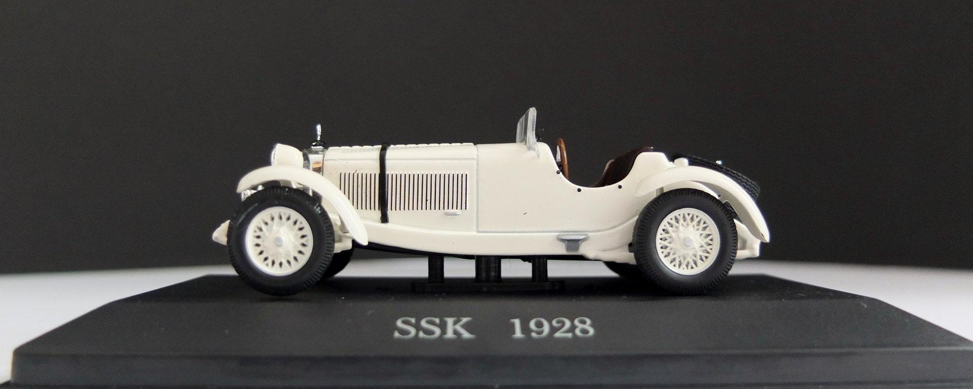 Mercedes Benz Ssk Preis