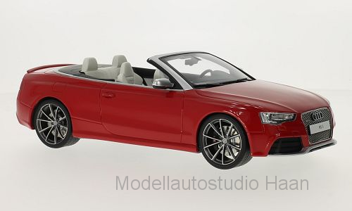 Audi RS5 Cabriolet, rot