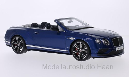 Bentley Continental GT V8 S Convertible,